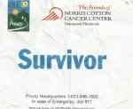 survivor, surviving